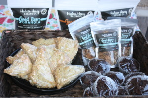 Henry Hudson Granola and Baine's Scones