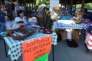 Scottsville Presbyterian Women's Group