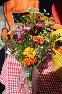 flowers from Cumiskey Farm