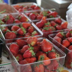 Fresh Local Strawberries!